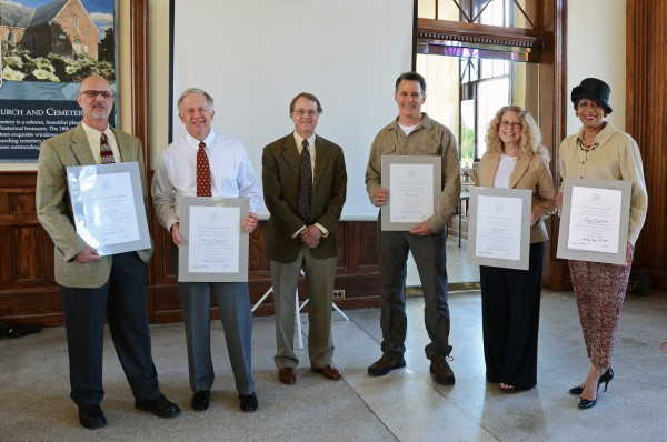 Foundation Honors Preservation Achievements