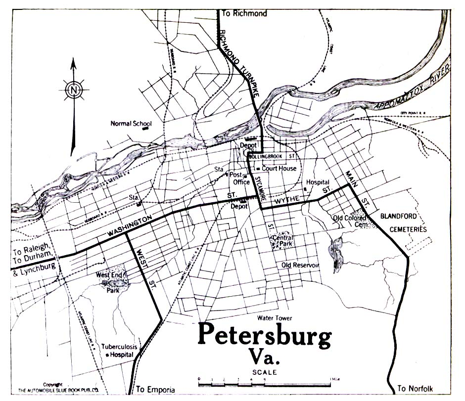 Petersburg (Virginia)