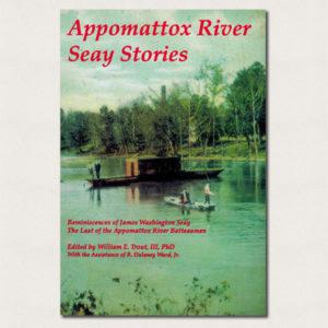 Appomattox River Seay Stories in Petersburg VA