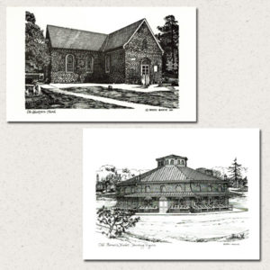 Notecards and Postcards Historic Petersburg, VA