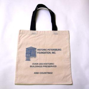 Historic Petersburg Foundation Tote Bag