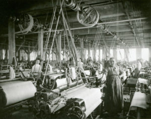 1820, Petersburg's Cotton Industry Begins