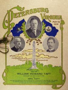 1909, President Taft Visit