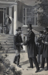 1865, The Lincoln Grant Meeting